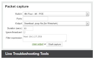 Live Troubleshooting Tools