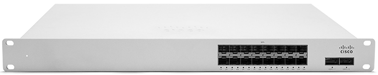 Cisco Meraki ms425-16 Cloud Managed Aggregation Switching for the Campus