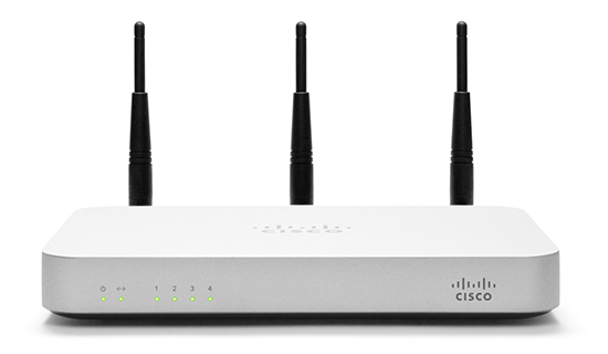 Cisco Meraki MX60W Security Appliance